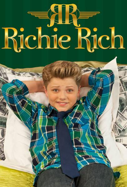 TV ratings for Richie Rich in South Africa. Netflix TV series