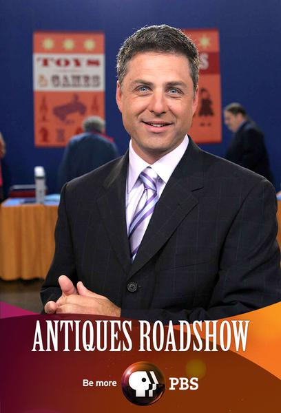 TV ratings for Antiques Roadshow in Colombia. PBS TV series
