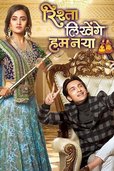 TV ratings for Rishta Likhenge Hum Naya in Colombia. Sony Entertainment Television TV series