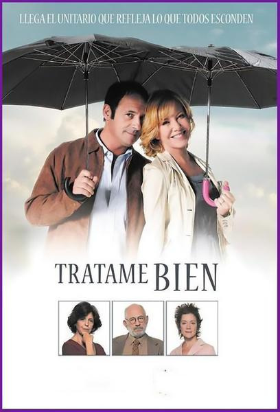 TV ratings for Trátame Bien in Ireland. Canal 13 TV series