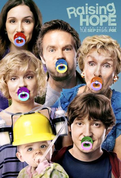 TV ratings for Raising Hope in the United States. FOX TV series