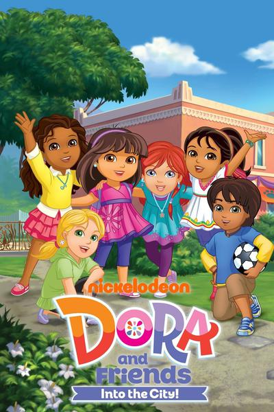 TV ratings for Dora And Friends: Into The City! in New Zealand. Nickelodeon TV series