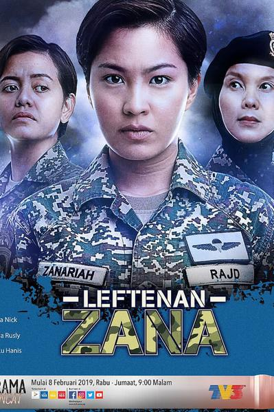 TV ratings for Leftenan Zana in Denmark. TV3 TV series