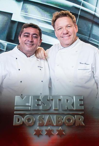 TV ratings for Mestre Do Sabor in Brazil. TV Globo TV series