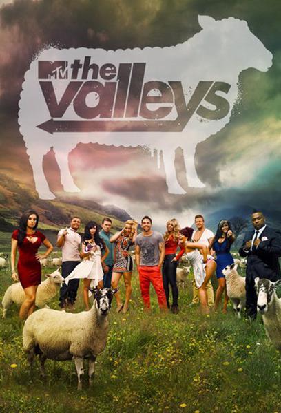 TV ratings for The Valleys in Brazil. MTV UK TV series