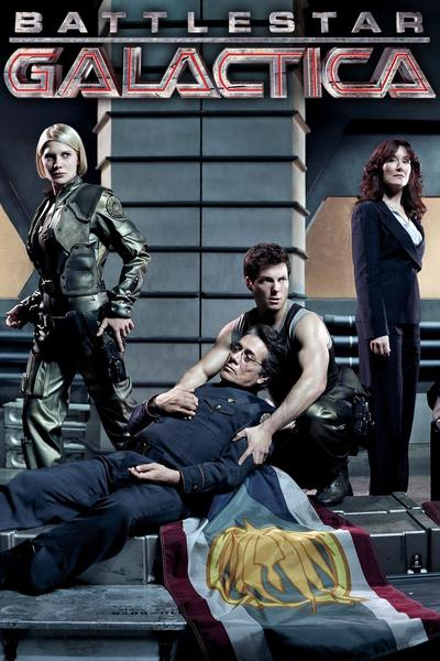 TV ratings for Battlestar Galactica in Russia. Sci Fi TV series