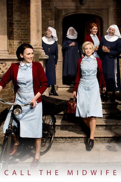 TV ratings for Call The Midwife in Brazil. BBC One TV series