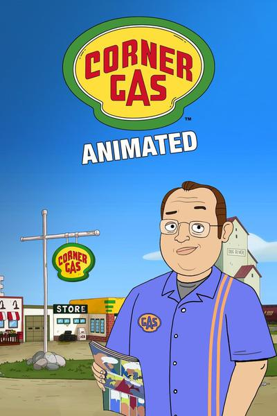 TV ratings for Corner Gas Animated in South Africa. The Comedy Network TV series
