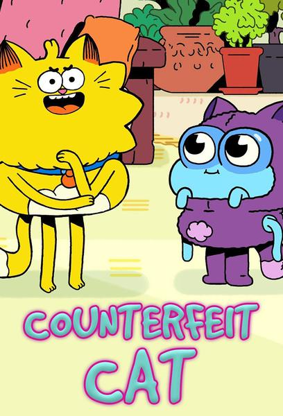 TV ratings for Counterfeit Cat in Canada. Télétoon TV series