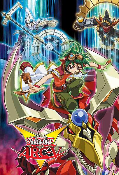 TV ratings for Yu-gi-oh Arc-v in Mexico. TV Tokyo TV series