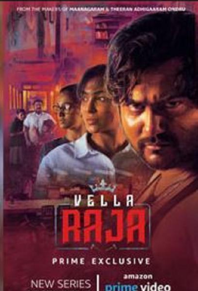 TV ratings for Vella Raja in Portugal. Amazon Prime Video TV series
