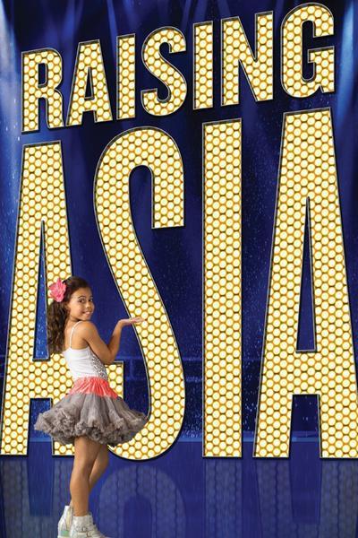 TV ratings for Raising Asia in New Zealand. Lifetime TV series