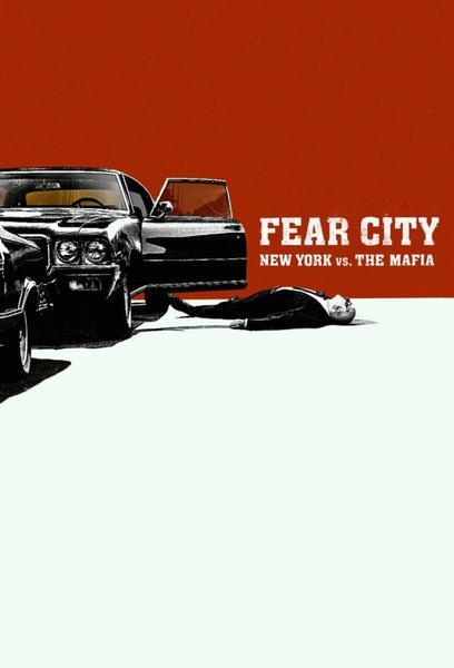 TV ratings for Fear City: New York vs The Mafia in Brazil. Netflix TV series