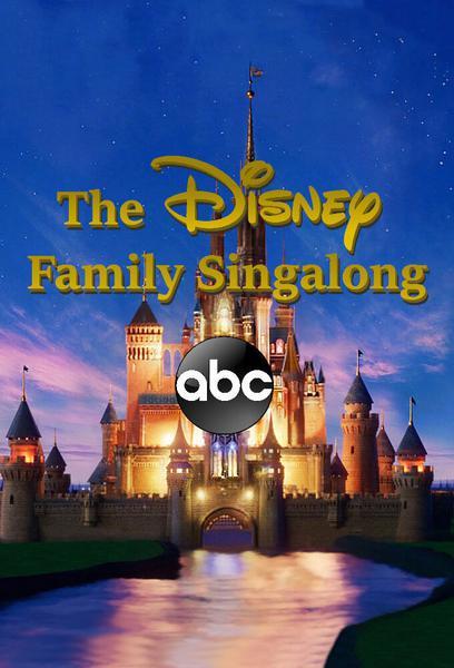 TV ratings for The Disney Family Singalong in Brazil. ABC TV series