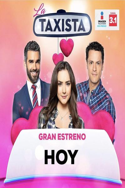 TV ratings for La Taxista in the United Kingdom. Imagen Televisión TV series