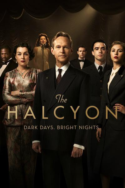 TV ratings for The Halcyon in Sweden. ITV TV series