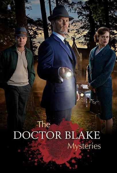 TV ratings for The Doctor Blake Mysteries in Brazil. ABC Australia TV series