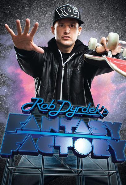 TV ratings for Rob Dyrdek's Fantasy Factory in the United Kingdom. MTV TV series