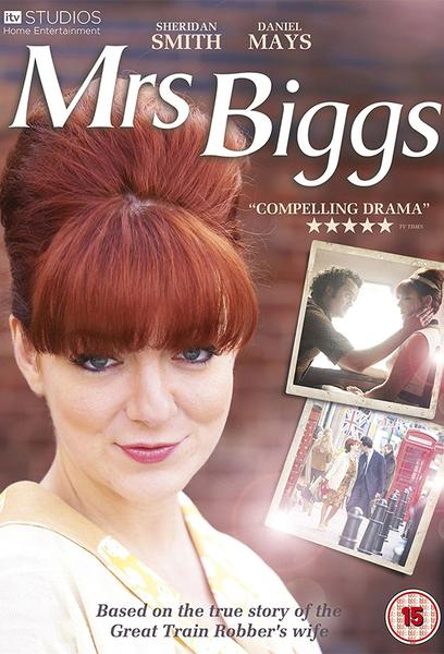 TV ratings for Mrs Biggs in the United Kingdom. ITV TV series