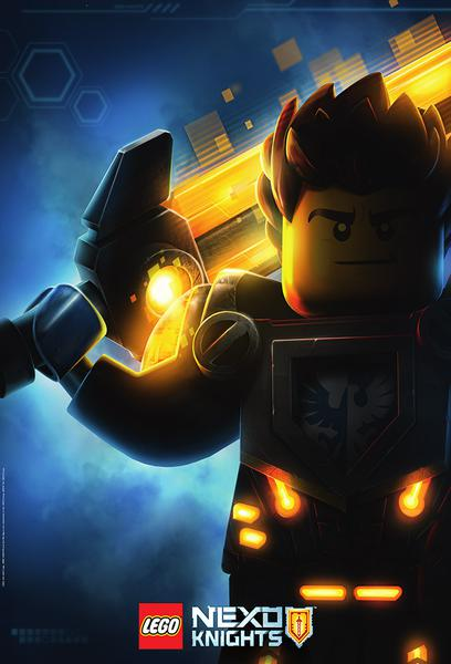TV ratings for Nexo Knights in the United States. Cartoon Network TV series