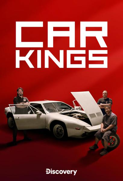 TV ratings for Driven (Car Kings) in Australia. Discovery Channel TV series