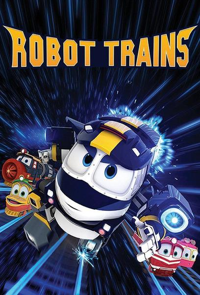 TV ratings for Robot Trains in the United States. Cartoonito TV series