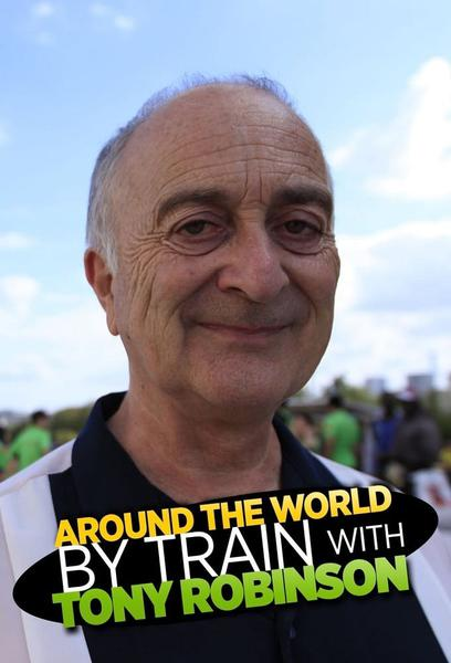 TV ratings for Around The World By Train With Tony Robinson in Spain. Channel 5 TV series