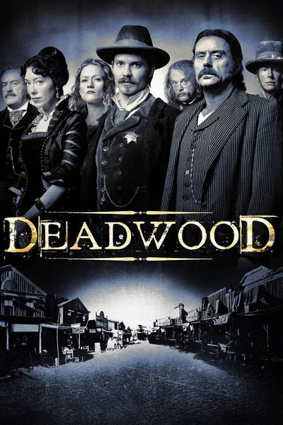TV ratings for Deadwood in the United States. HBO TV series