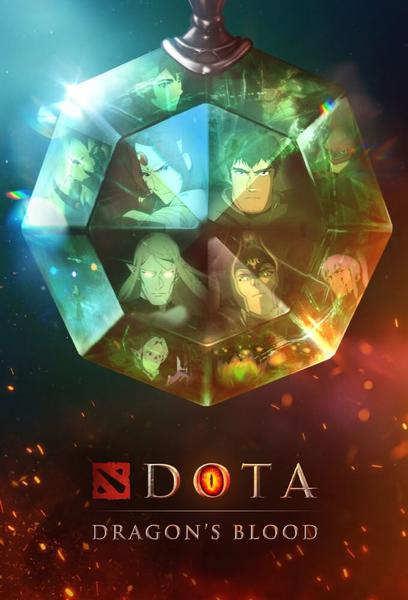 TV ratings for DOTA: Dragon's Blood in the United States. Netflix TV series