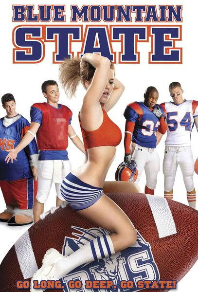 TV ratings for Blue Mountain State in the United States. Spike TV series