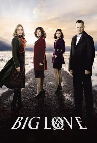 TV ratings for Big Love in Brazil. HBO TV series
