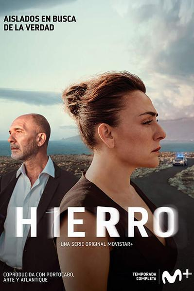 TV ratings for Hierro in Chile. Movistar+ TV series