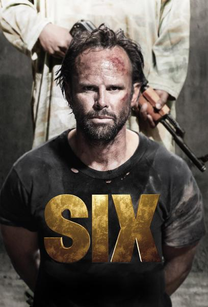 TV ratings for Six in South Africa. History TV series