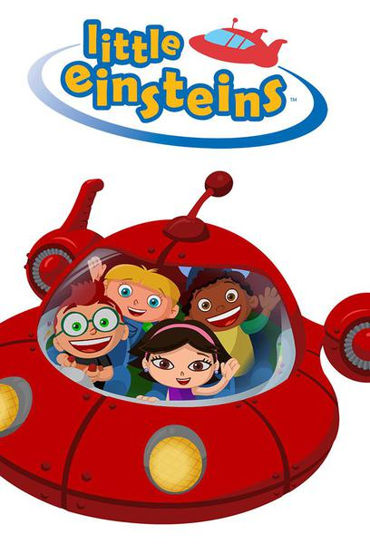 TV ratings for Little Einsteins in the United States. Disney Junior TV series