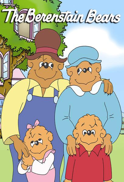 TV ratings for The Berenstain Bears in South Korea. Sprout TV series