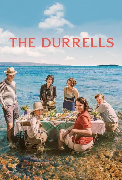 TV ratings for The Durrells in the United States. ITV TV series