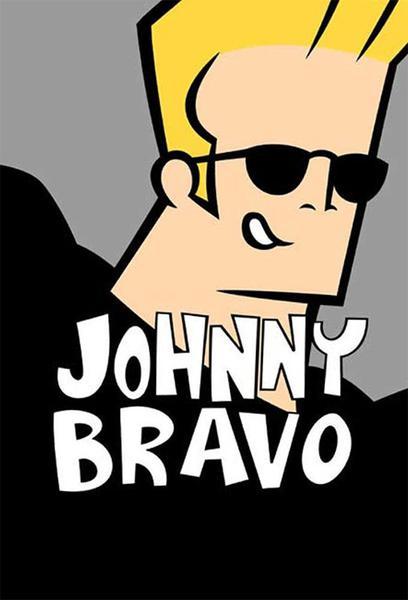 TV ratings for Johnny Bravo in Denmark. Cartoon Network TV series
