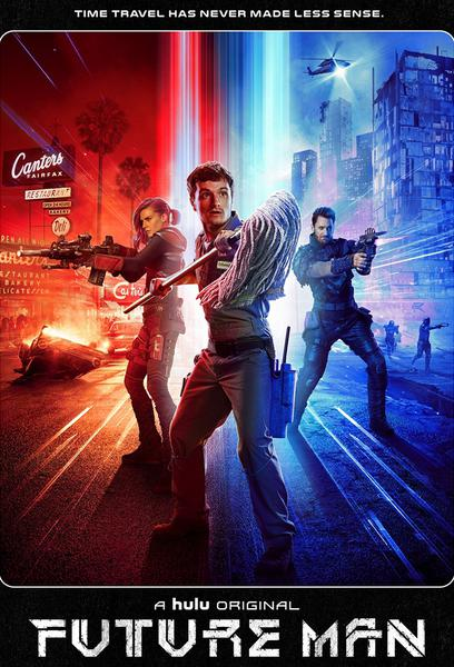 TV ratings for Future Man in South Korea. Hulu TV series