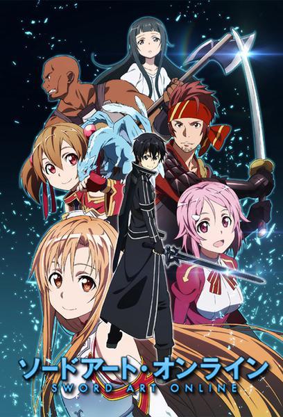 TV ratings for Sword Art Online in Canada. Tokyo MX TV series