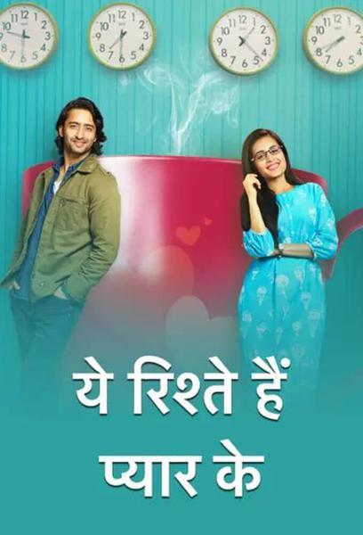 TV ratings for Yeh Rishtey Hain Pyaar Ke (ये रिश्ते हैं प्यार के) in Ireland. Star Plus TV series