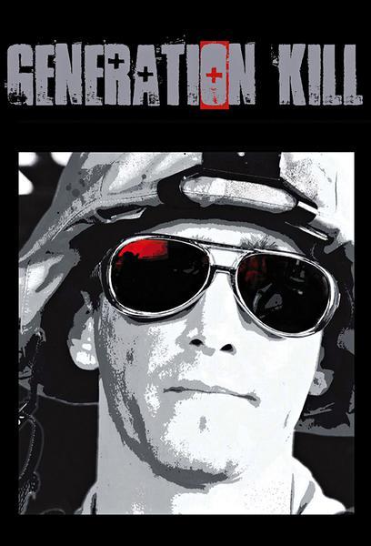 TV ratings for Generation Kill in Denmark. HBO TV series