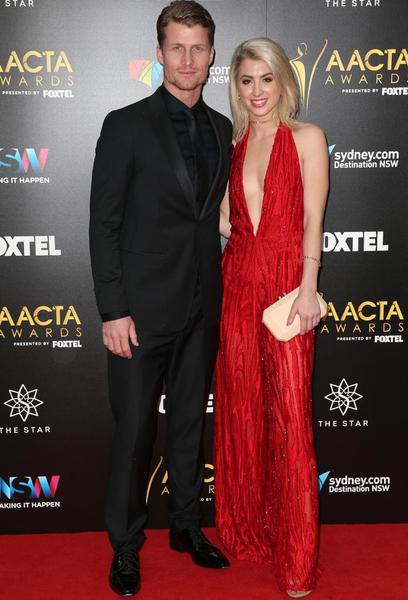 TV ratings for Aacta Awards in Brazil. Nine Network TV series