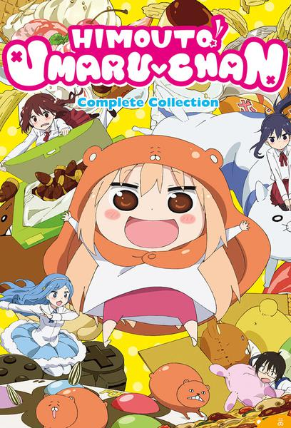 TV ratings for Himouto! Umaru-Chan (干物妹!うまるちゃん) in France. ABC TV series