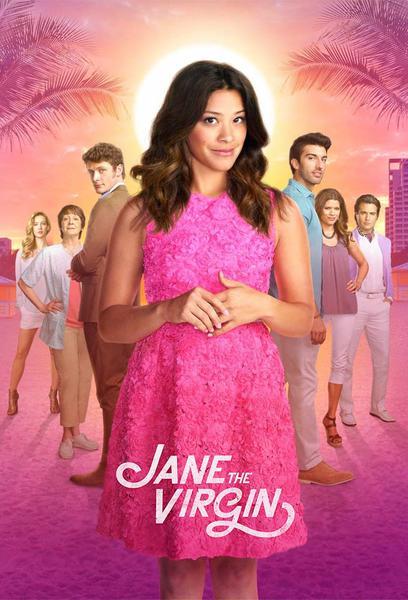 TV ratings for Jane The Virgin in Denmark. The CW TV series