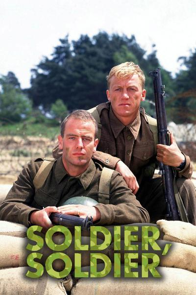 TV ratings for Soldier, Soldier in Sweden. ITV TV series