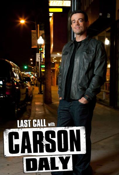 TV ratings for Last Call With Carson Daly in Germany. NBC TV series