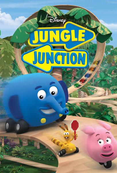 TV ratings for Jungle Junction in Turkey. Disney Channel TV series