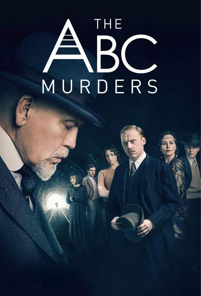 TV ratings for The ABC Murders in Sweden. BBC One TV series
