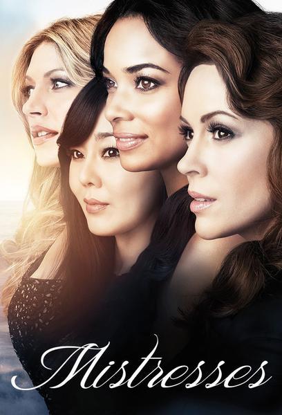 TV ratings for Mistresses in Brazil. ABC TV series