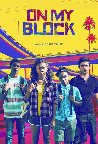 TV ratings for On My Block in the United States. Netflix TV series